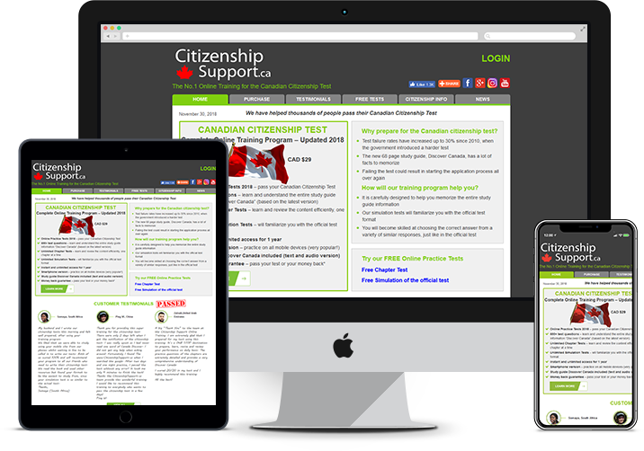 Citizenship Support Portfolio