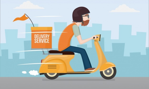 Delivery Time and Real-Time Tracking of order