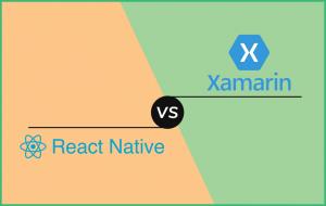 Xamarin vs. React Native
