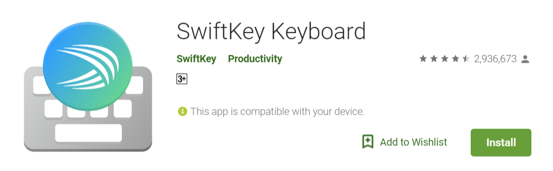 swift-key