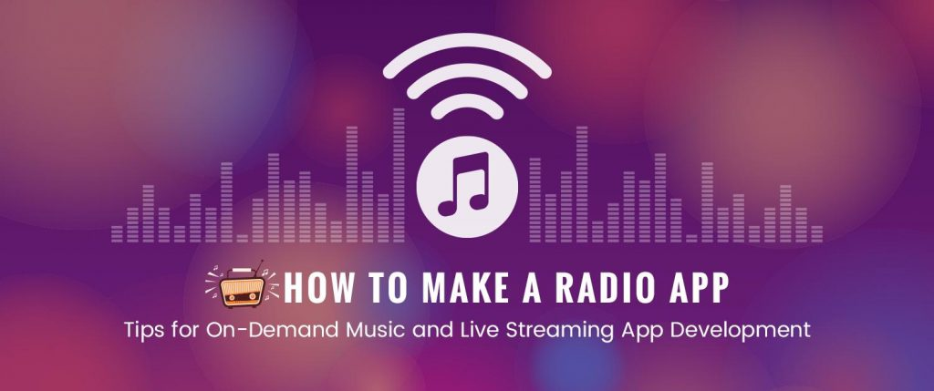 How to Create a Music Streaming App?