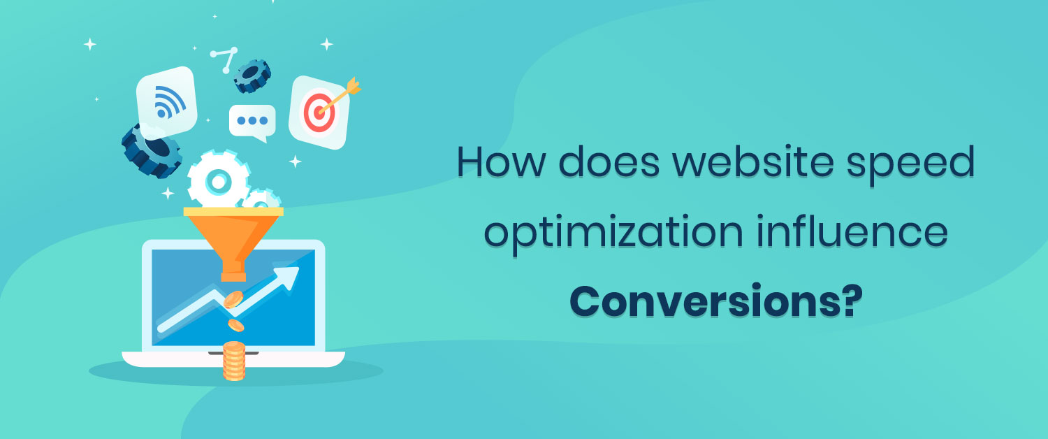 How does website speed optimization influence speed conversions?