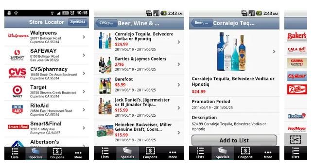 Grocery Pal app
