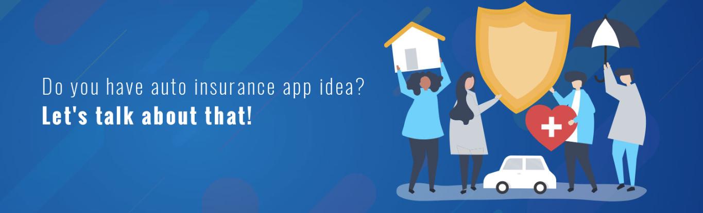 Auto Insurance App Development