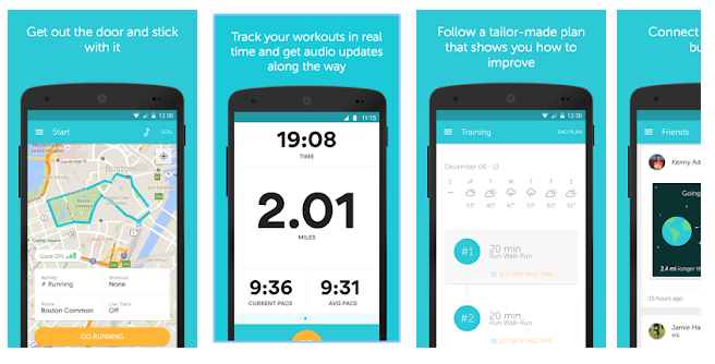 Runkeeper- GPS Track Run Walk