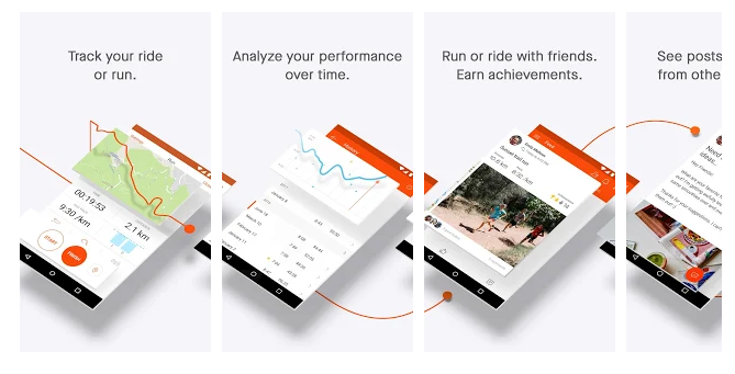 Strava GPS: Running, Cycling and Activity Tracker