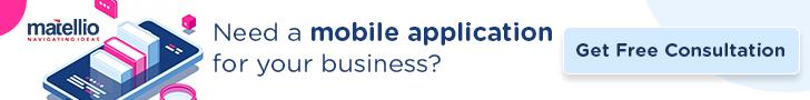 iOS mobile app development platform