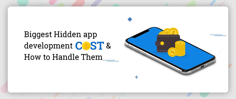 Biggest Hidden App Development Cost & How to Handle Them
