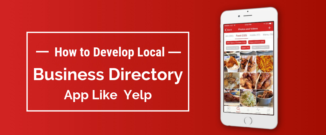 How to Develop Local Business Directory App Like Yelp?