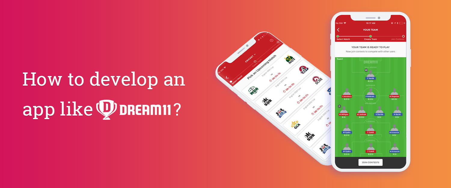 How to develop an app like Dream11