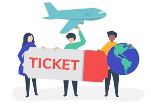 Ticket Booking App Development