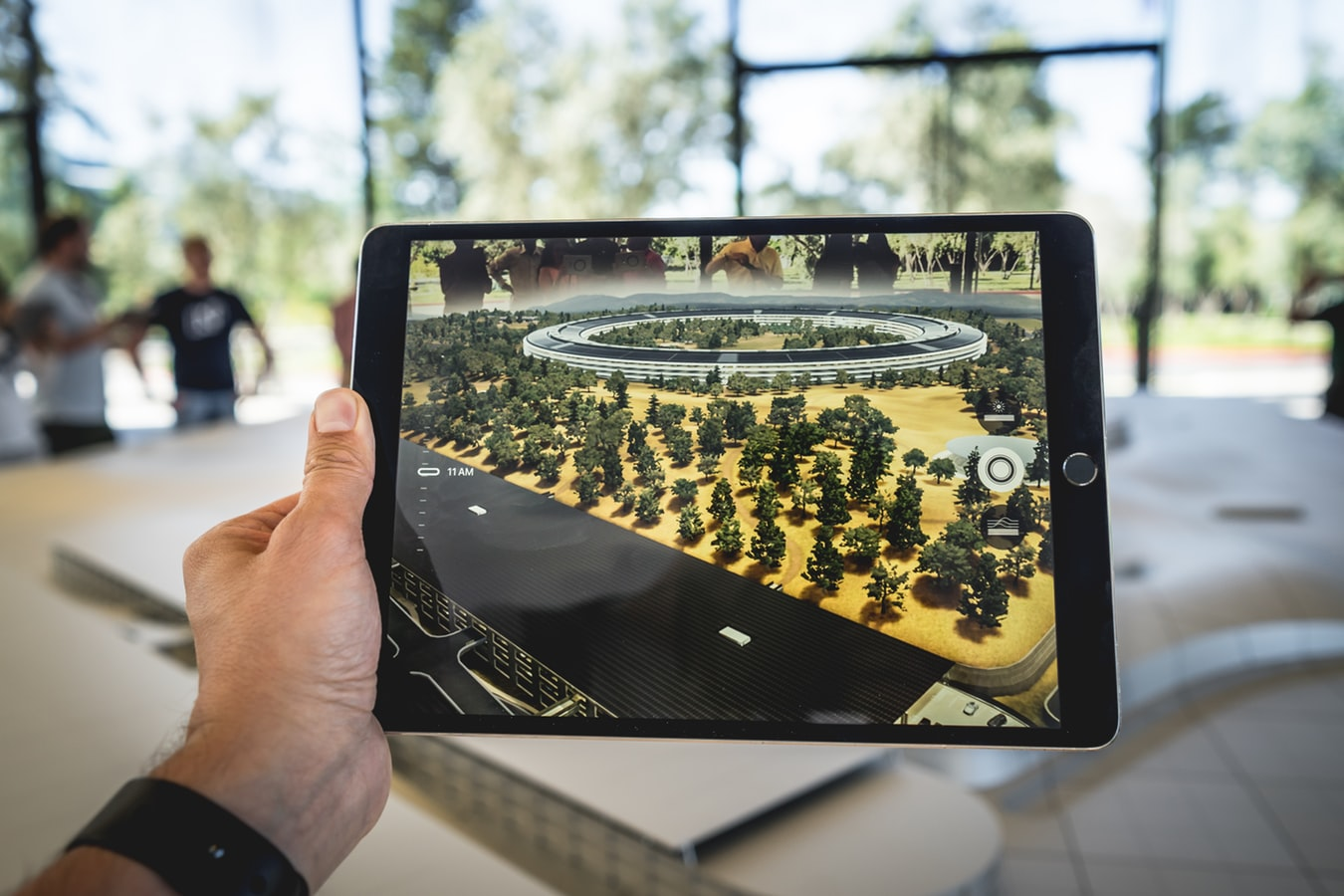 augmented-reality-app