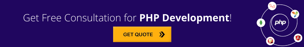 Get Free Consultation for PHP Development!