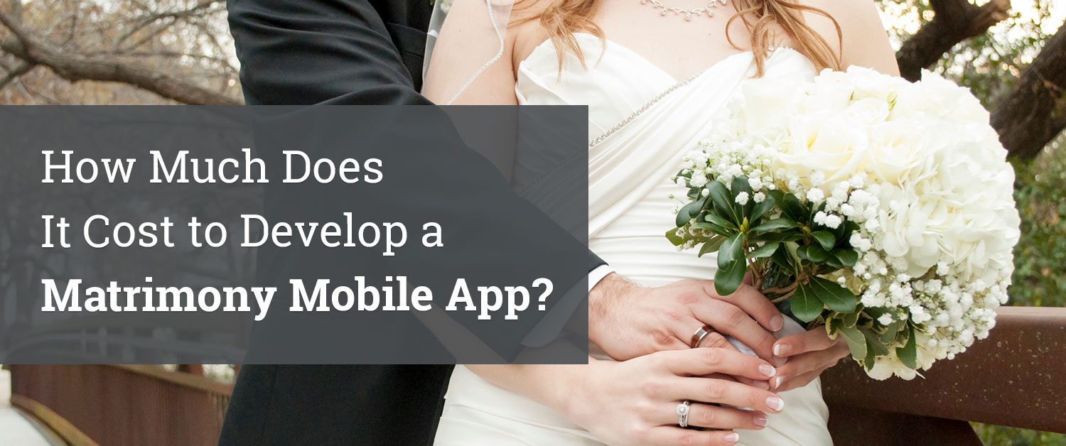 How Much Does It Cost to Develop a Matrimonial Mobile App?