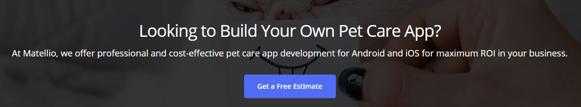 Looking to Build Your Own Pet Care App?