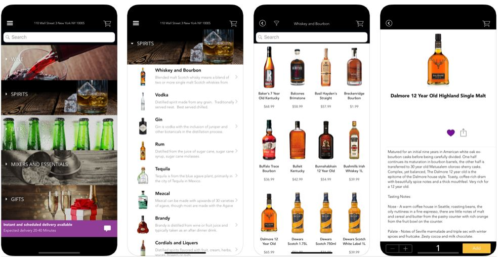 Swill delivery App