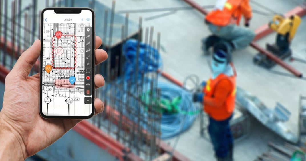 How Does Mobile App Benefits Construction Business?