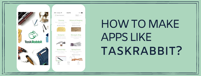 How to Make Apps Like TaskRabbit