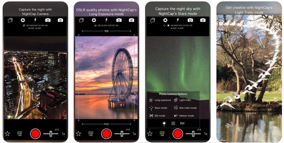 NightCap App