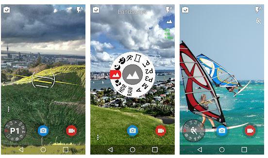 Snap Camera HDR App