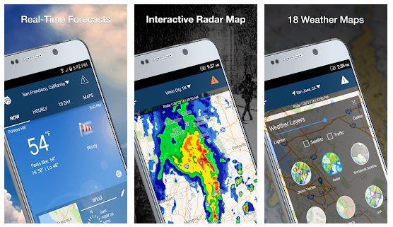 WeatherBug Radar