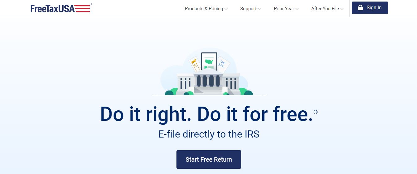 Free Tax USA