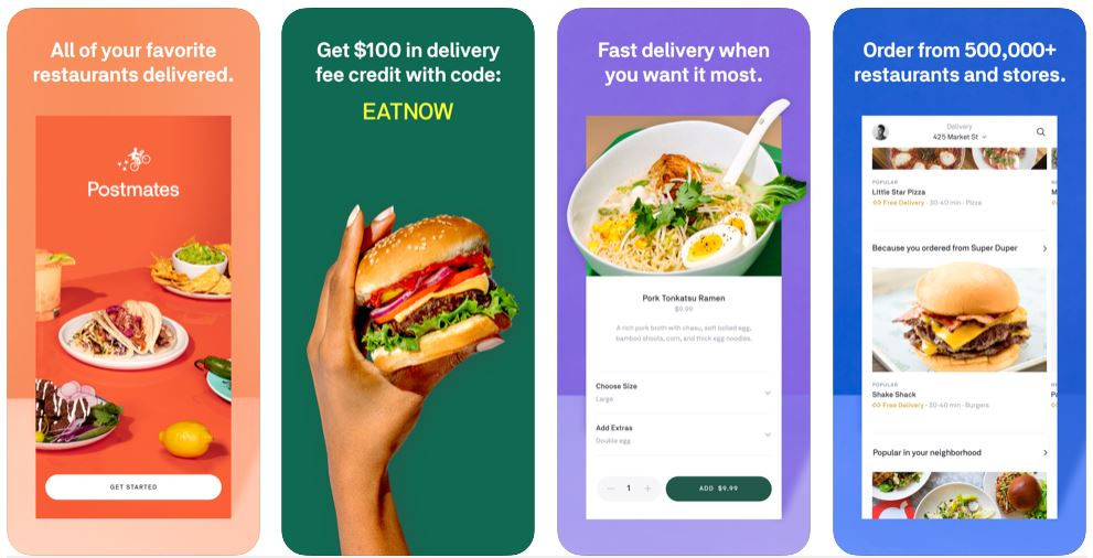 What is Postmates?