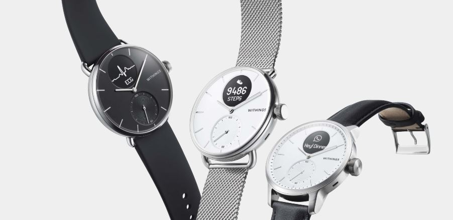 Withings' ScanWatch
