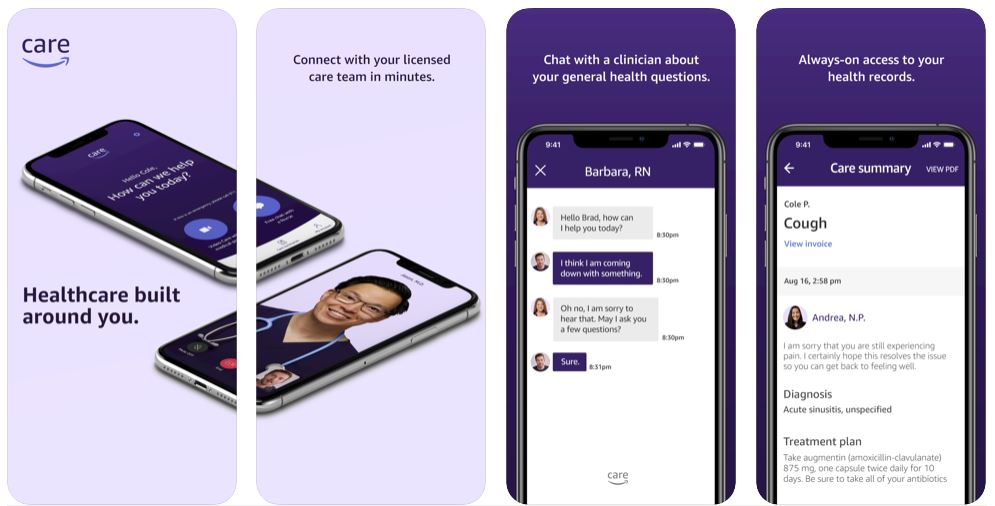 Amazon Care App