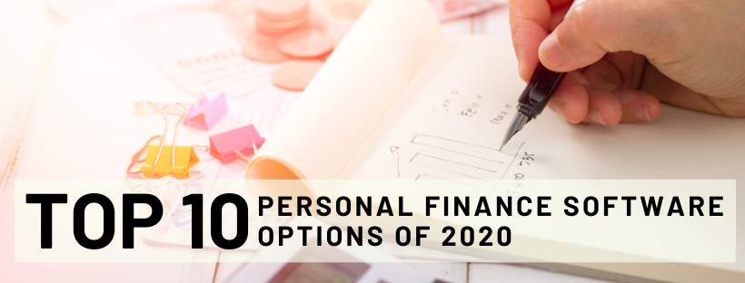 Top 10 Personal Finance Software Options of 2020
