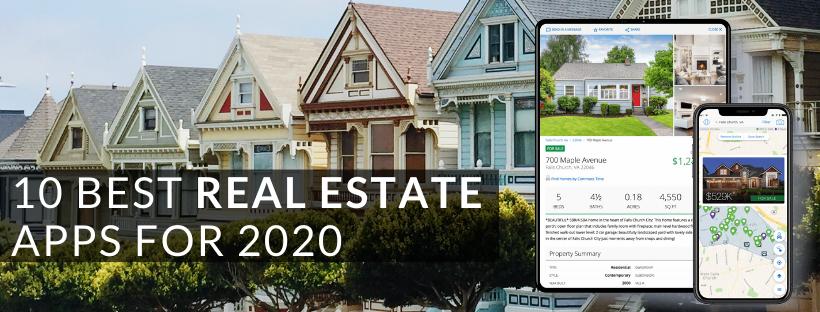10 Best Real Estate Apps For 2020