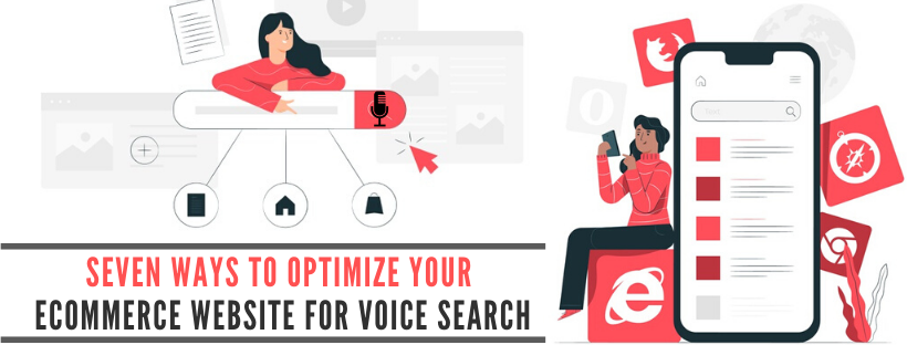 Optimize eCommerce website for voice search