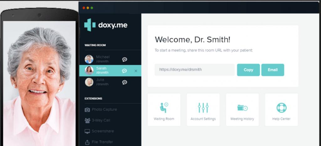 Doxy.me - Telemedicine Mobile App