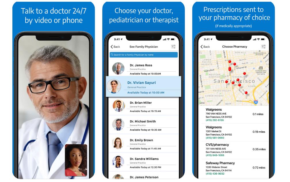 Mdlive - Telemedicine Mobile App