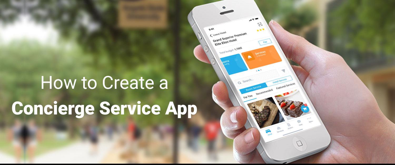 Concierge Service App