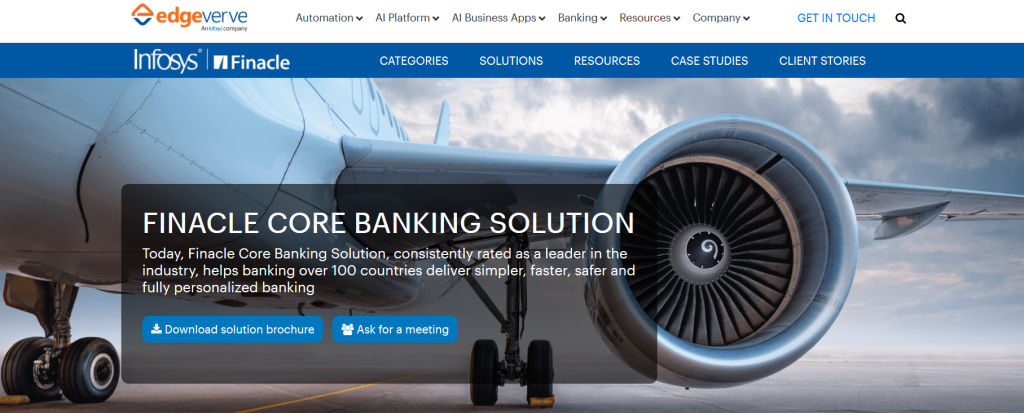 Finacle - Digital Banking Solutions