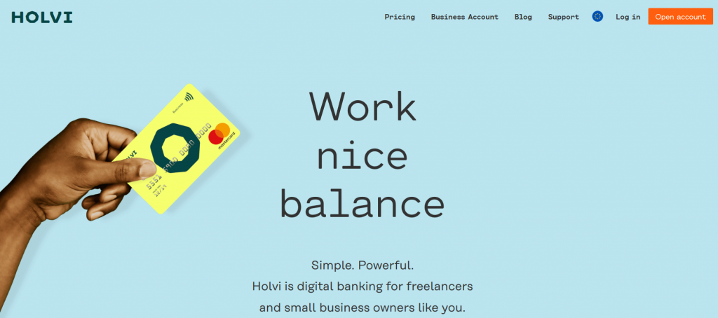 Holvi - Digital Banking Solutions