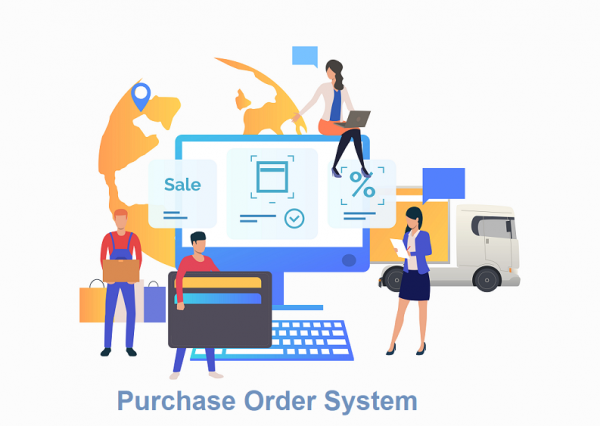 Purchase Order Management Software and App