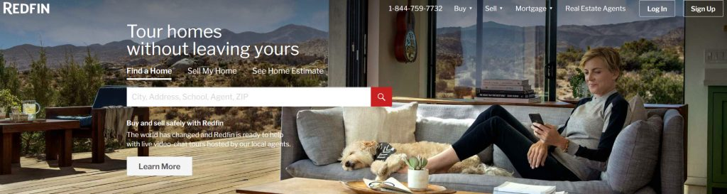 Redfin Zillow Homluv - Nobbas Top Real Estate Apps Using AI