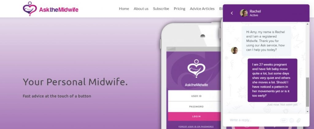 Ask The Midwife