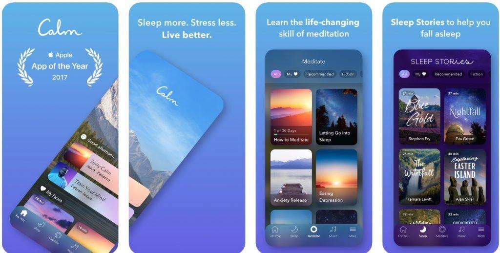 Calm-Mental-Health-App