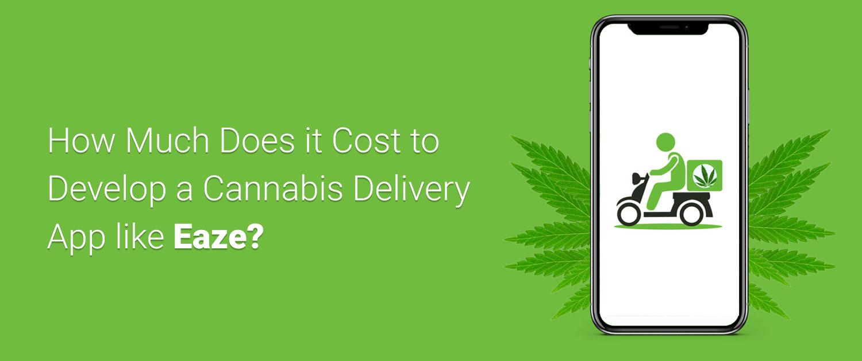 Cannabis DeliveryApp