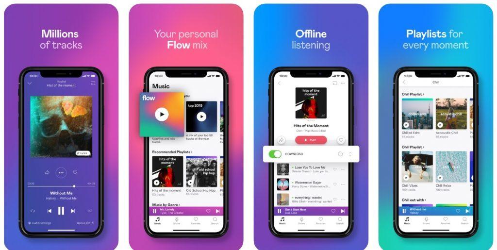 Deezer-Music-App