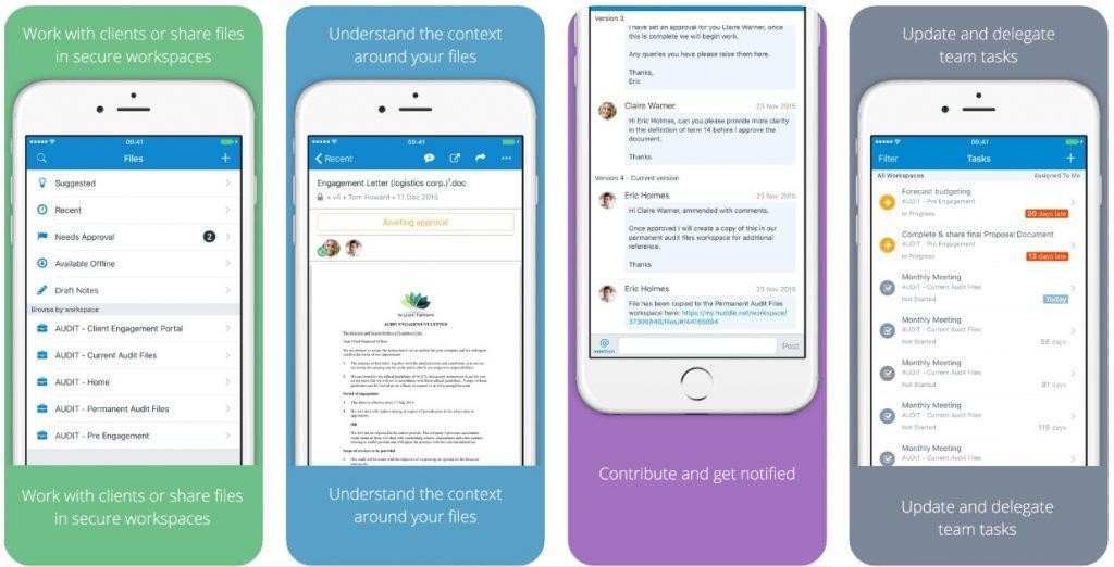Huddle-Mental-Health-App