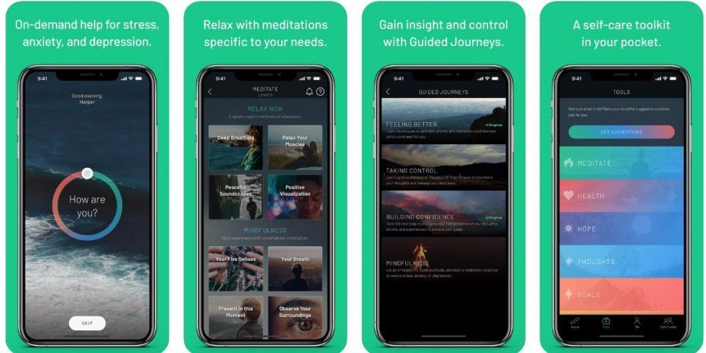Sanvello-Mental-Health-App