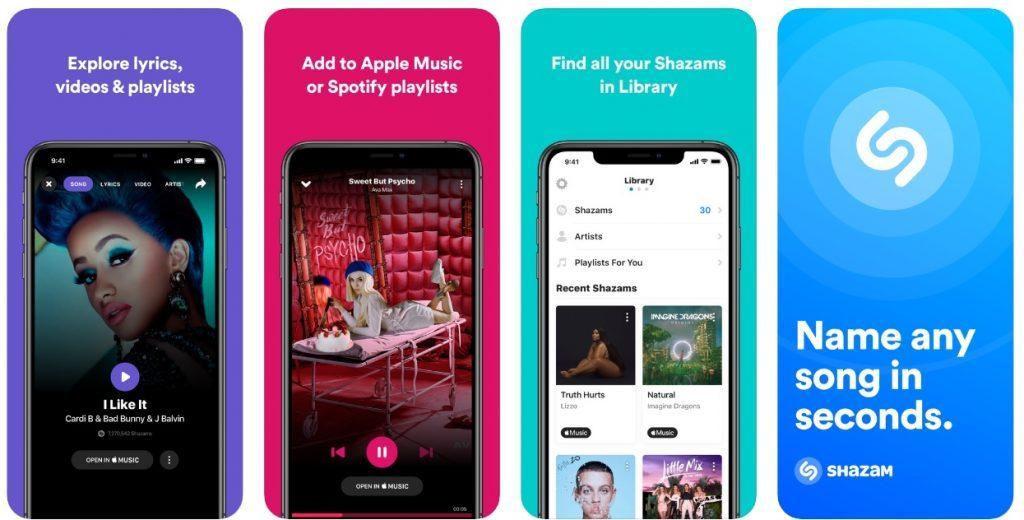 Shazam-Music-App
