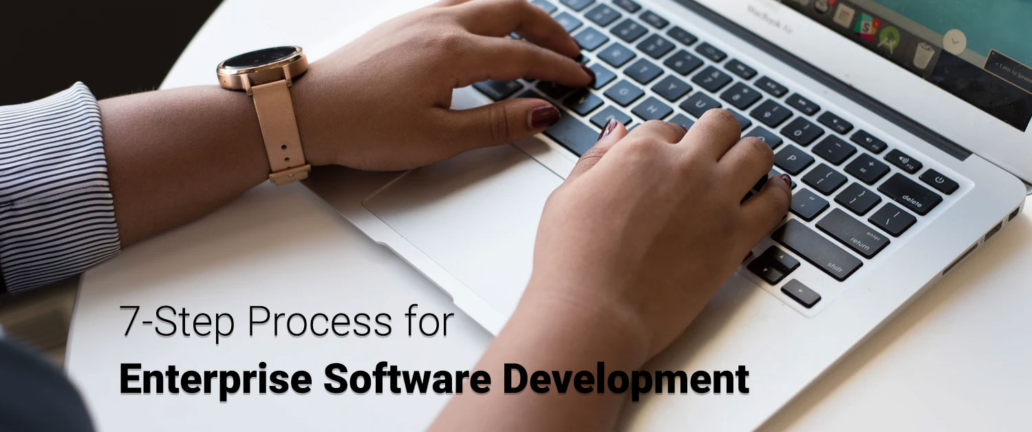 7 Step Process Enterprise Software Development