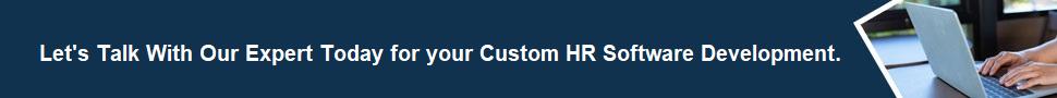 develop a custom HR software