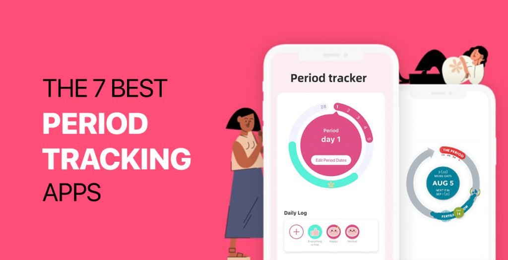 The 7 Best Period Tracking Apps