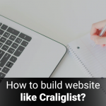 How to build a website like Craigslist?